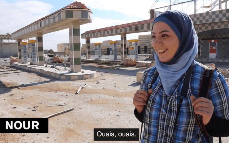 Fisheye Magazine | La photographe syrienne Nour Kelze dans un docu