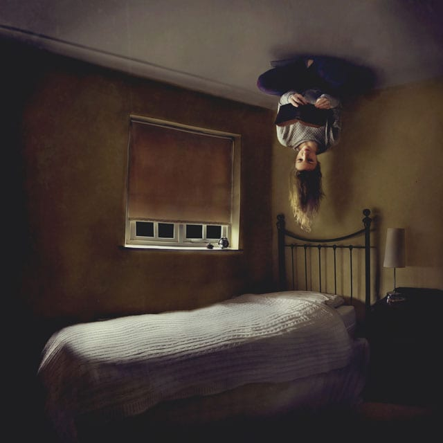 """Night Reading"" © Laura Williams"