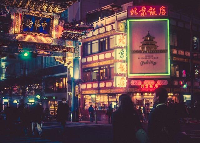 """""""Chinatown"""" © Masashi Wakui"""