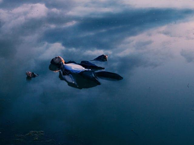 """I will learn to love the skies I'm under"" © David Uzochukwu"