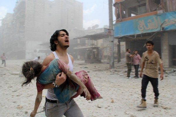 © Baraal Al-Halabi // AFP
