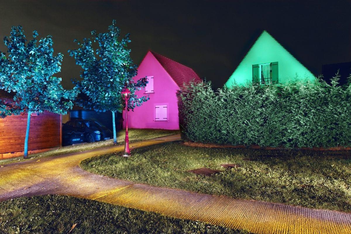 Fisheye Magazine | Nuits chromatiques