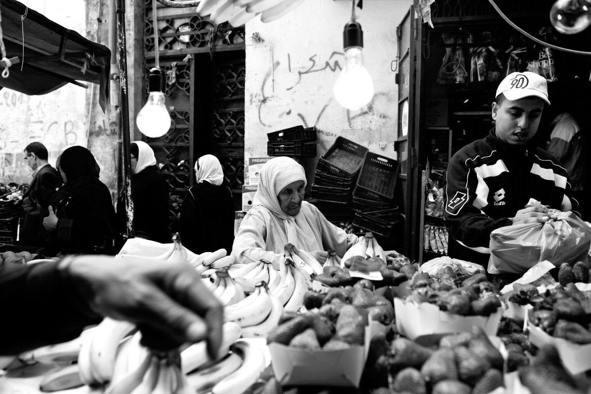 Dalila et Amine, Algérie, Projet Makeda / © Aurore Vinot