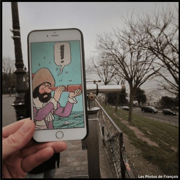 François-Dourlen-Tintin-Fisheyelemag