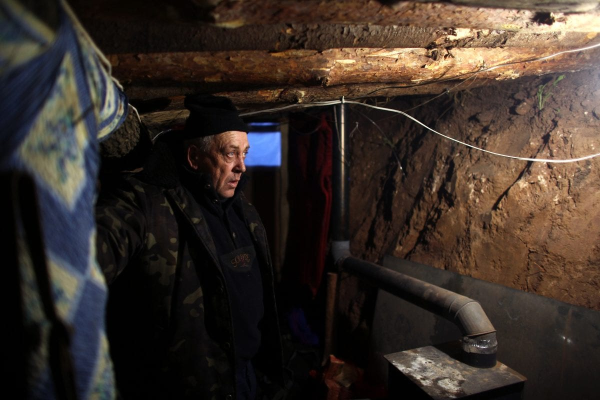 Fisheye Magazine | Rafael Yaghobzadeh raconte l'Ukraine