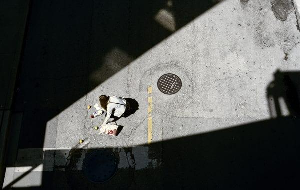 Fisheye Magazine   City space & Dark city