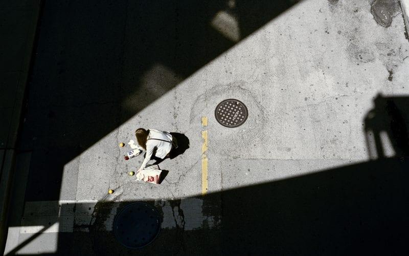Fisheye Magazine | City space & Dark city