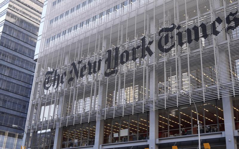 Fisheye Magazine | New York Times: la photo qu'il ne fallait pas recadrer