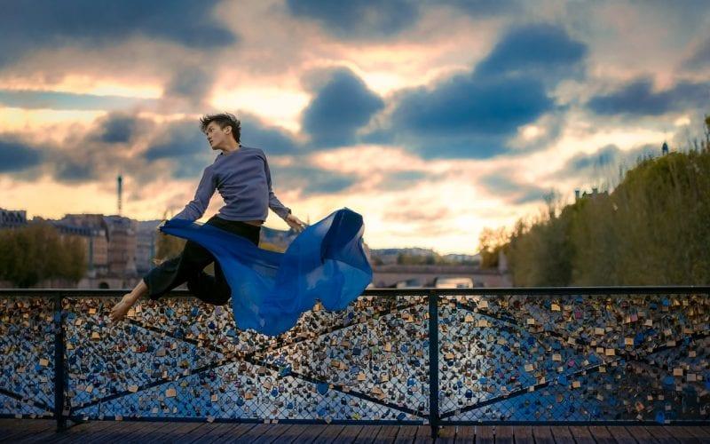 Fisheye Magazine | Mickael Jou défie la gravité