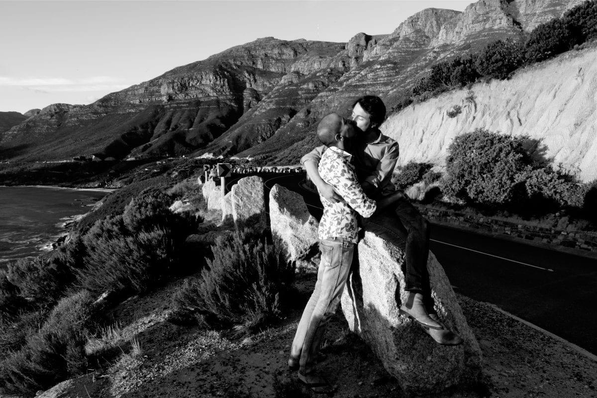 James et Manshil, Afrique du Sud, Projet Makeda / © Aurore Vinot