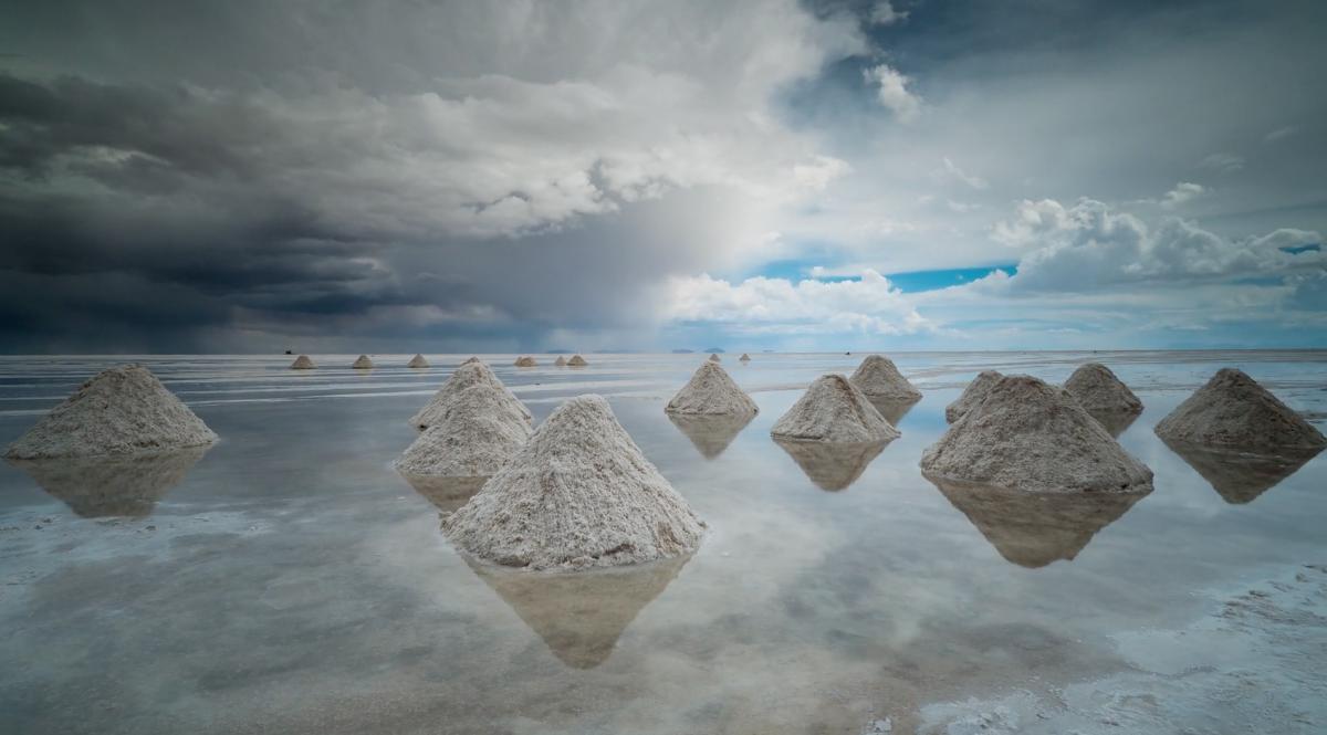 """Capture d'écran tirée de """"Reflections From Uyuni"""" / © Enrique Pachecho"""