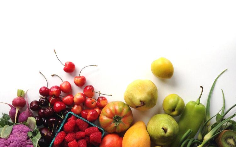 Fisheye Magazine | Nuanciers de fruits et légumes