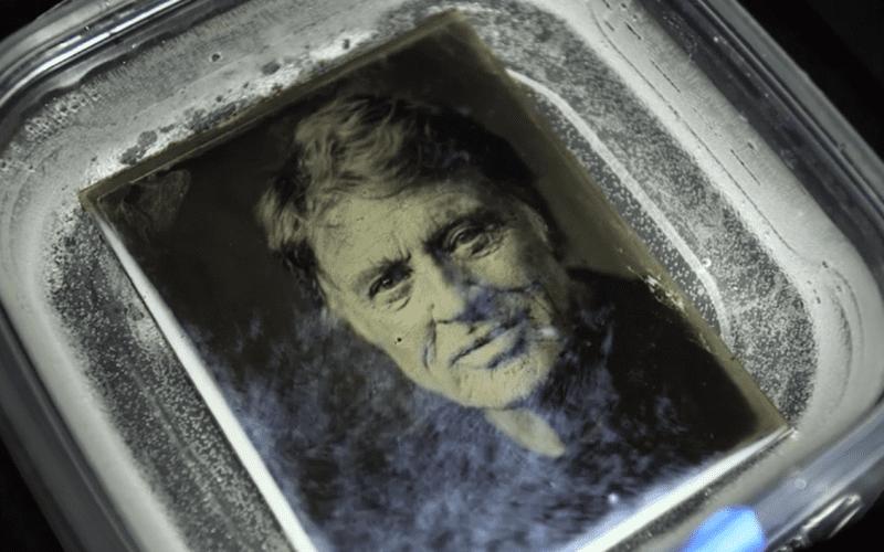 Fisheye Magazine | Portraits de stars à l'ancienne