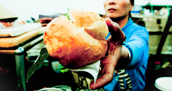 Fisheye Magazine | Street Food