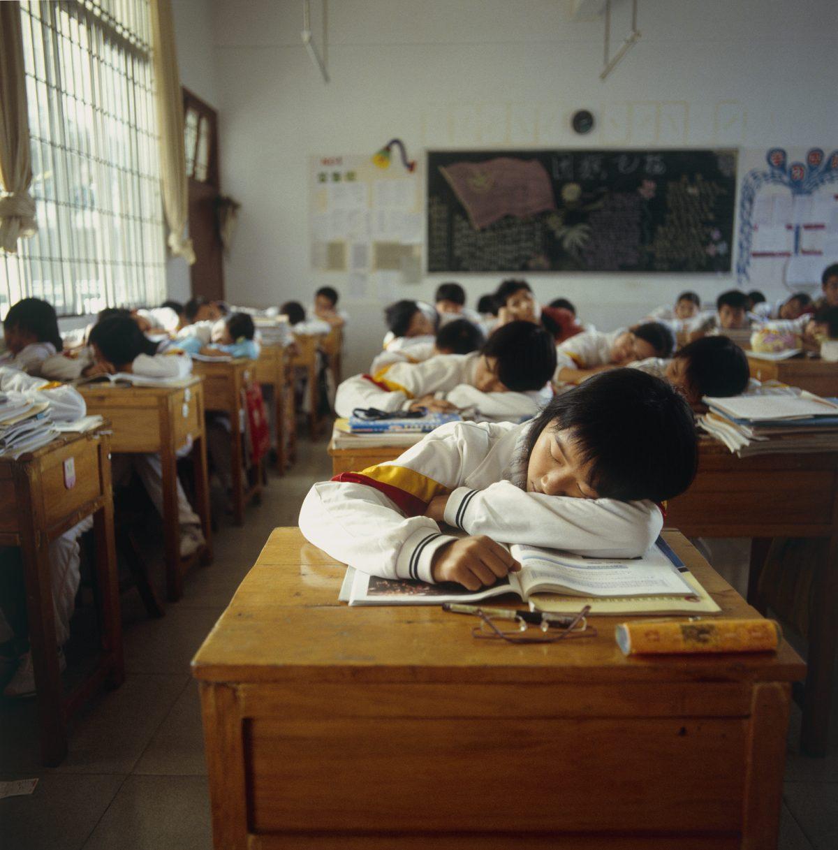 """Image extraite de la série """"China Dreaming"""" / © Olivia Martin McGuire"""