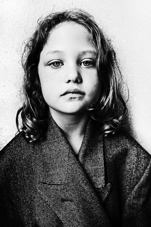 "Freya Williams par  © Jack Davison / Photo extraite du projet ""The Swap"""