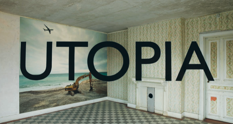Fisheye Magazine | Utopia / Georges Rousse