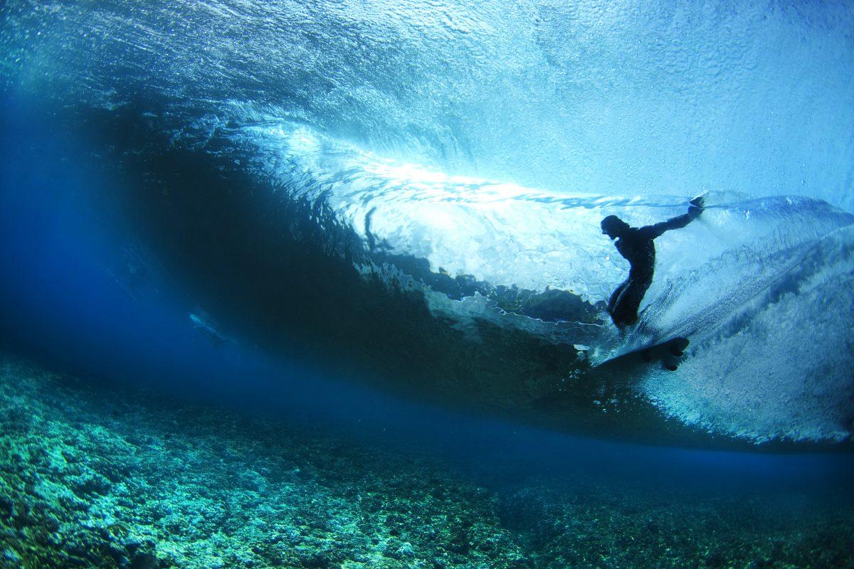 """Photo extraite de la série """"Underwater"""" / © Brian Bielmann"""