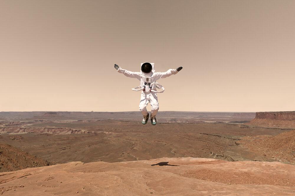 Fisheye Magazine | Greetings from Mars