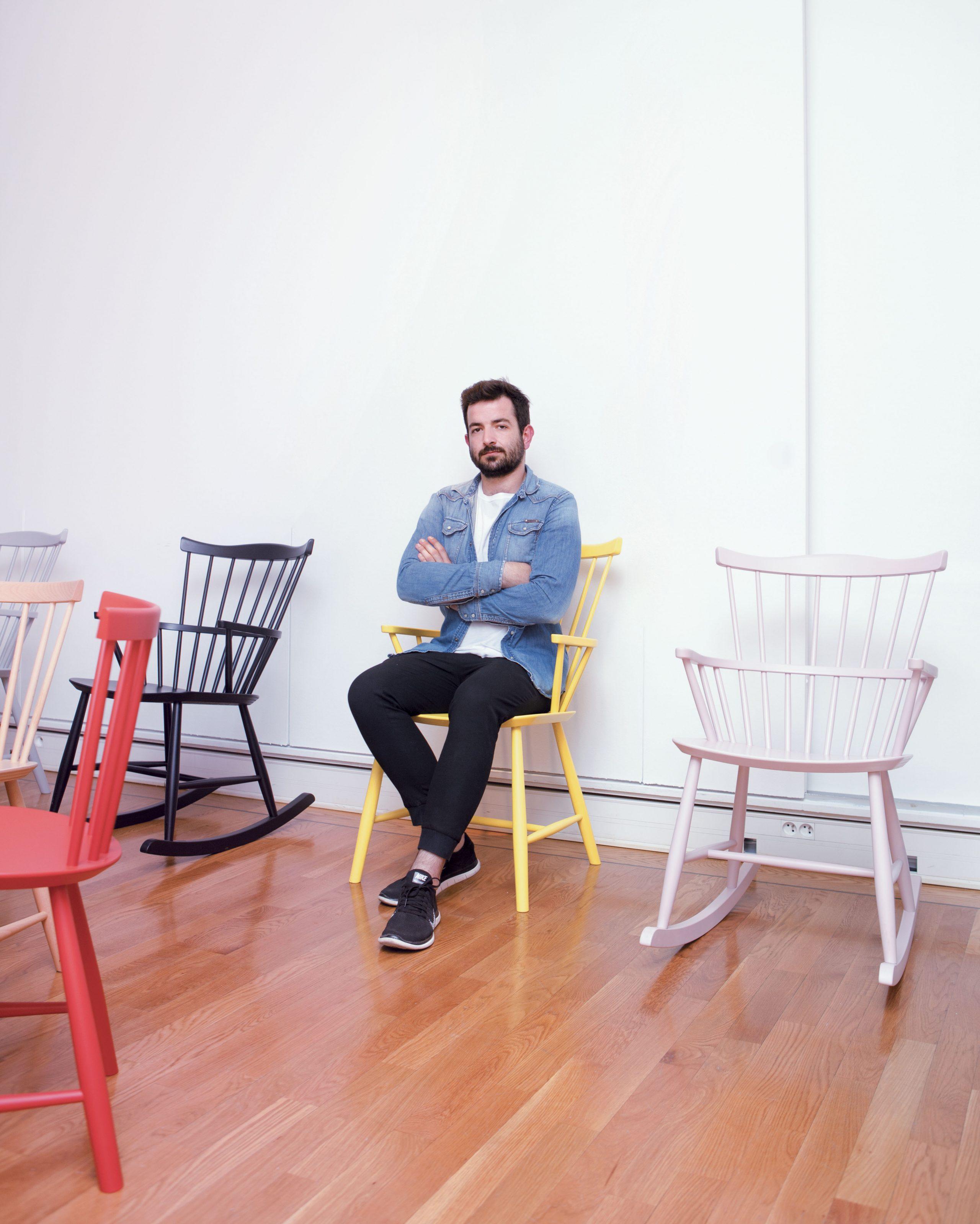 Fisheye Magazine | Loïc, designer testeur