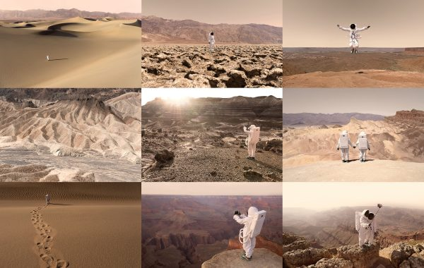 Fisheye Magazine | Greetings from Mars
