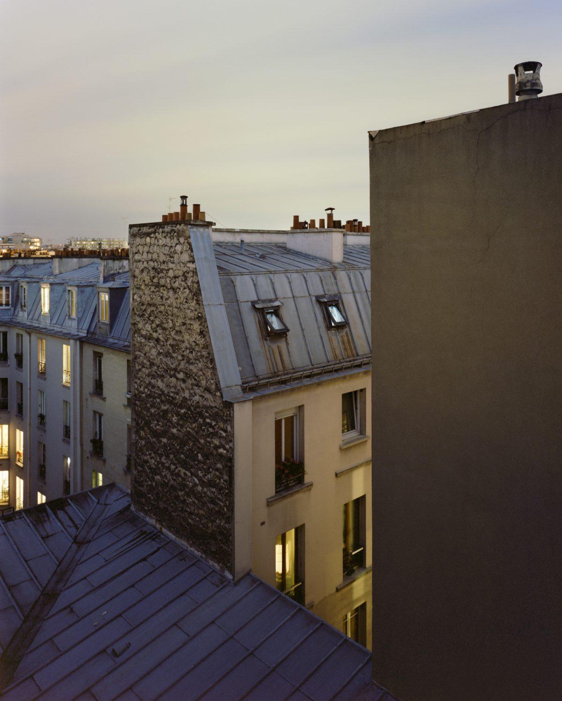 Fisheye Magazine | Rear Window