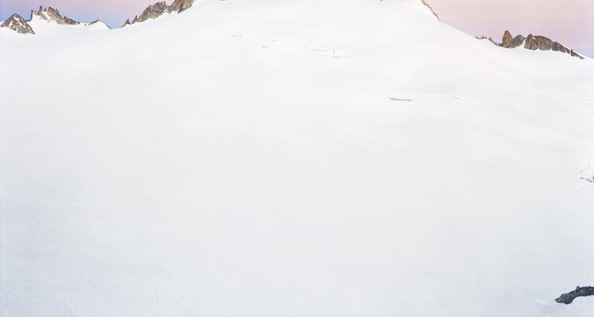 Fisheye Magazine   Quand fond la neige, où va le blanc ?