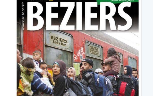 Fisheye Magazine | Photomontage polémique à Béziers