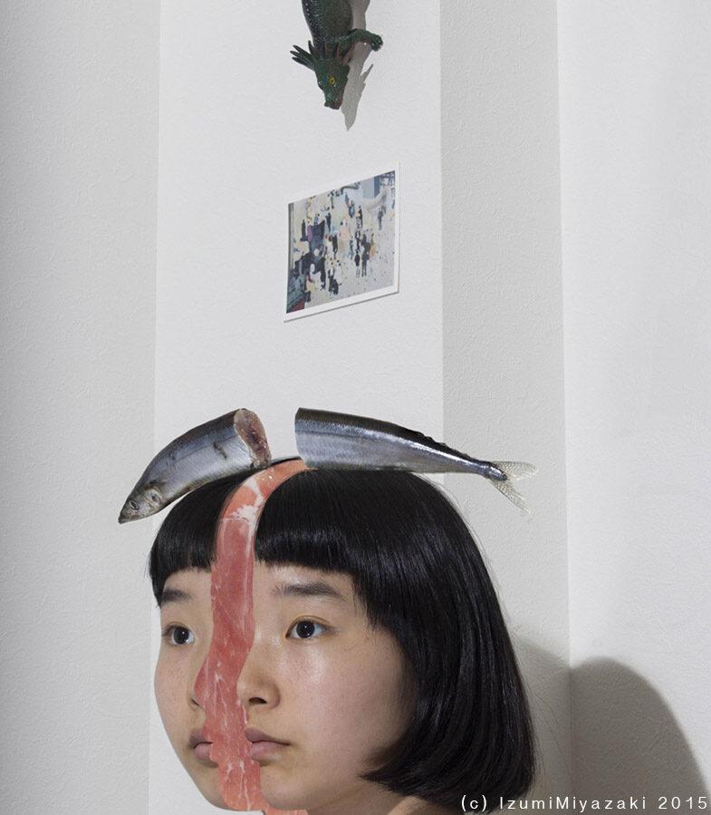 Autoportrait / © Izumi Miyazaki