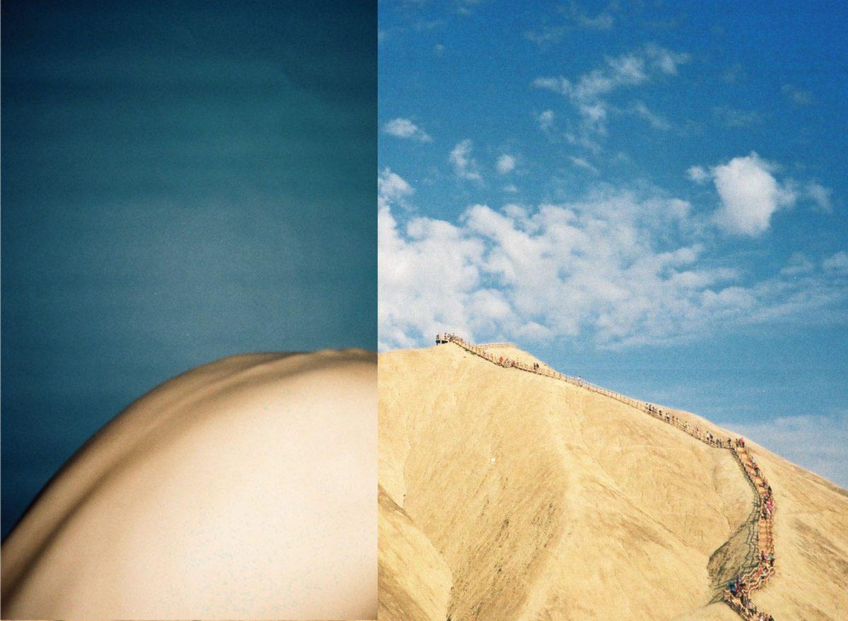 """Image tirée de la série """"About being"""" / © Chong chen"""