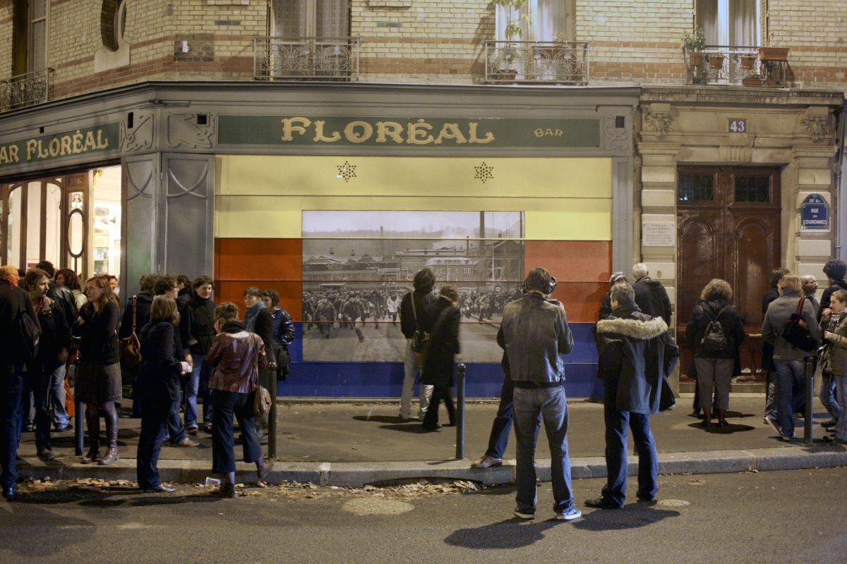 ©Eric Facon / Galerie Le bar Floréal