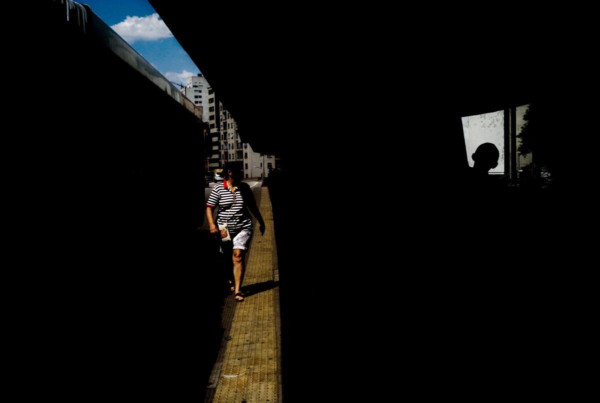 São Paulo, 2014 / © Pauline Bernard
