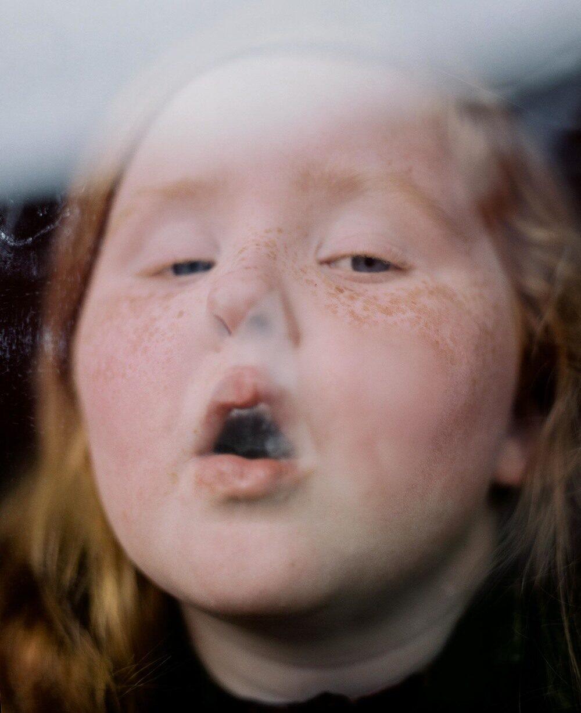 """Photo extraite de la série """"Merthyr Rising"""" / © Tom Johnson"""