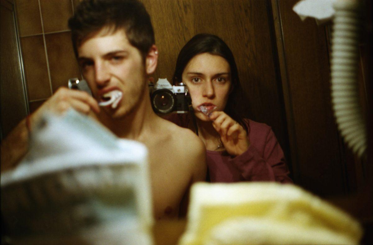 "Photo extraite de la série ""Lovers II"" / © Giulia Bersani"