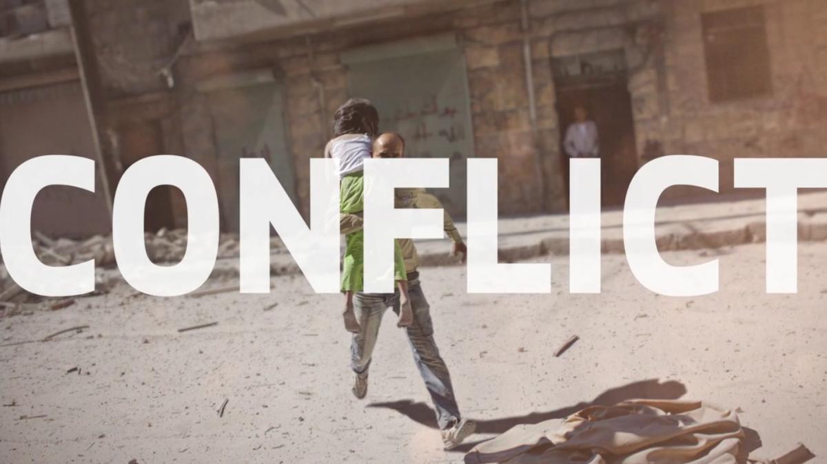 """Capture d'écran, """"Conflict"""" / © Redfitz"""
