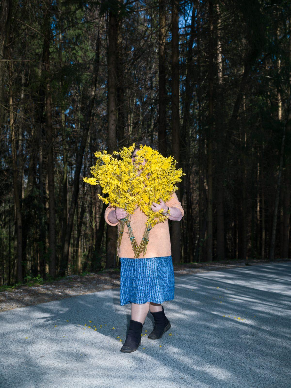 """Extrait de """"Auf der Suche nach dem Glück"""" / © Erwin Polanc"""