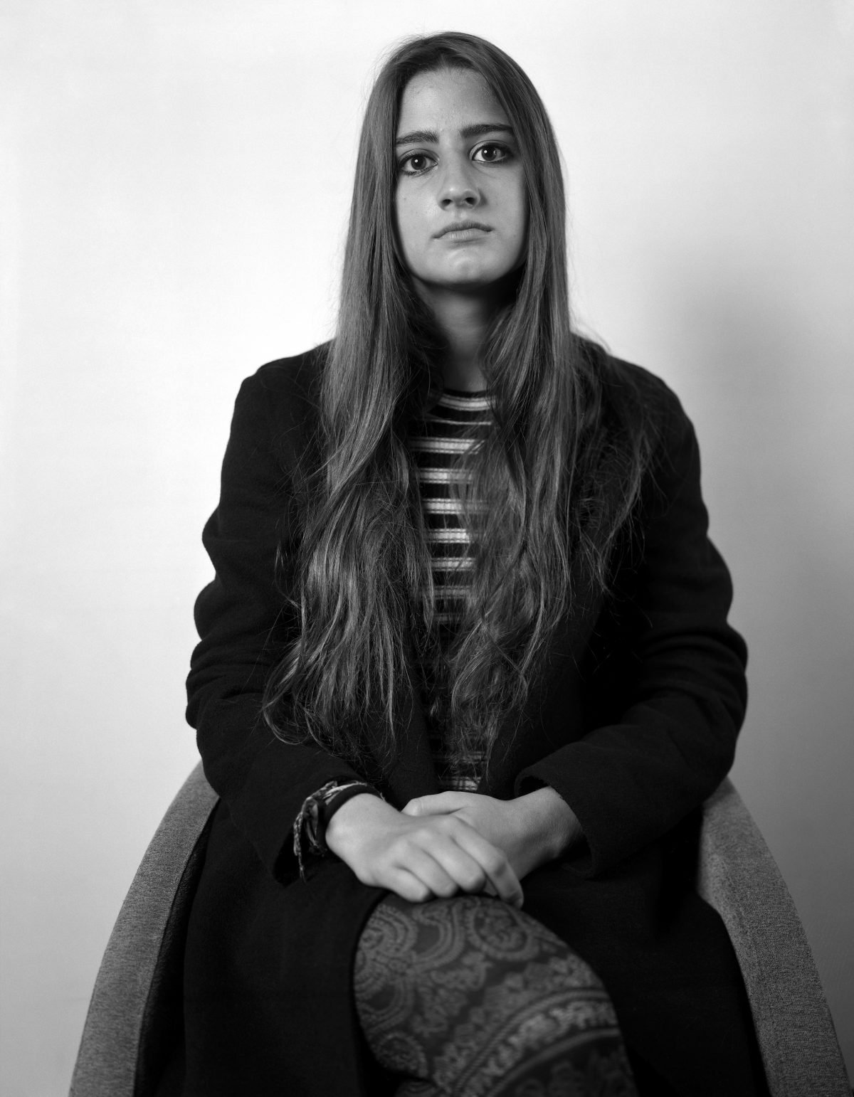 Léa Patrix, © Israel Ariño