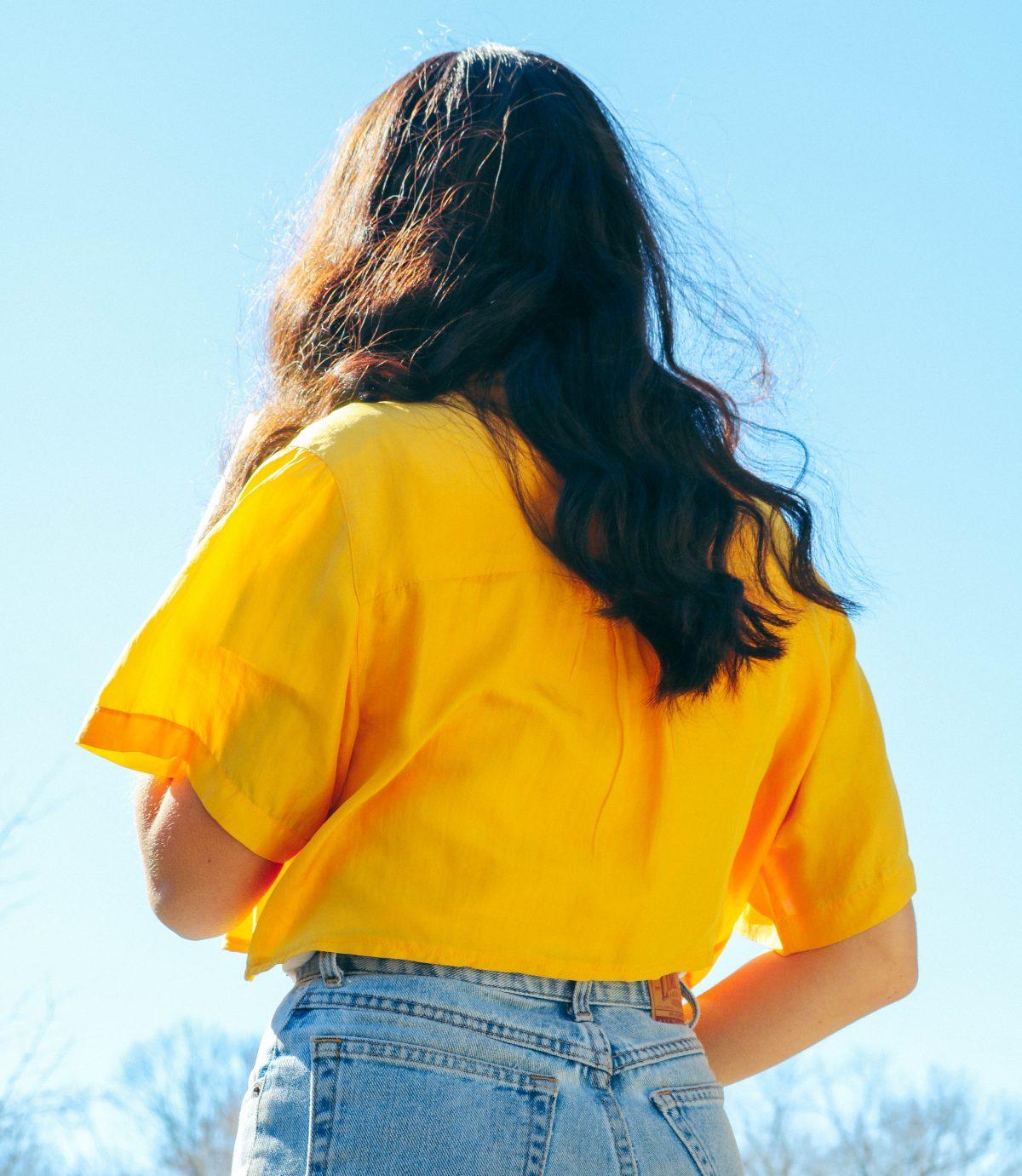 "Extrait de la série ""Saccharine Sunshine"" / © Peyton Fulford"