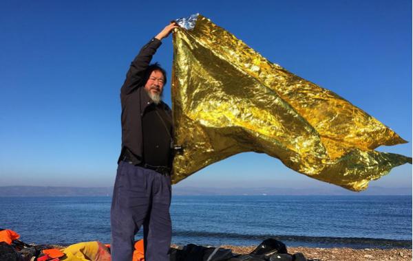 Fisheye Magazine | Ai Weiwei : l'engagement par l'image