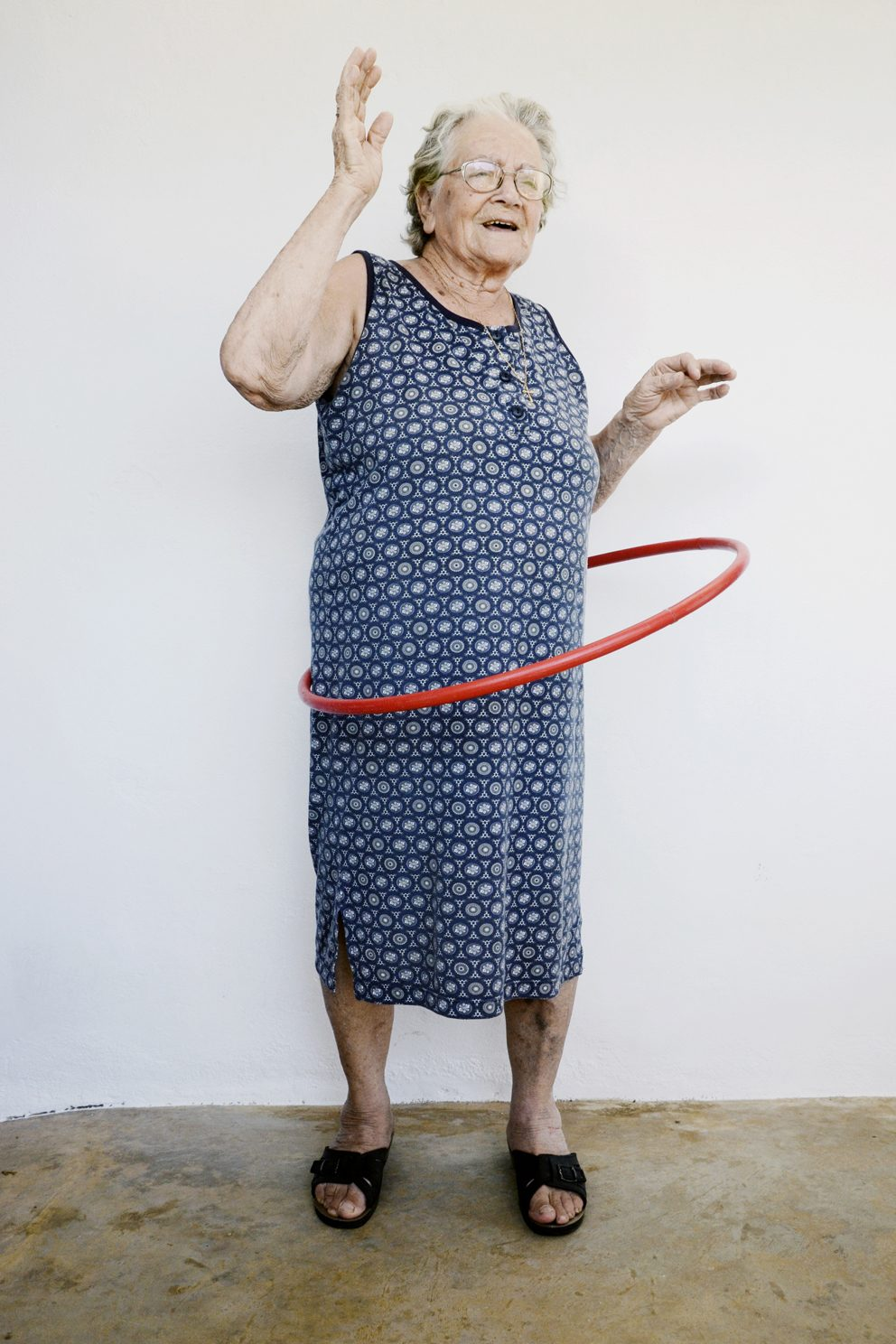 © Alexis Vasilikos, Untitled (Grandmother), 2013 / Courtesy of CAN Christina Androulidaki gallery