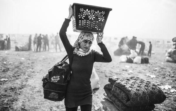 Fisheye Magazine | Portraits de réfugiées