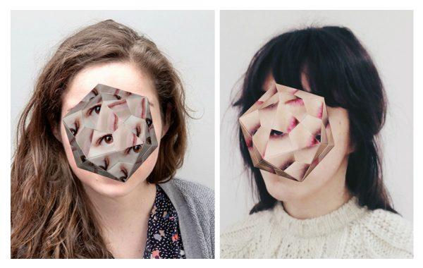 Fisheye Magazine | Des portraits en origami