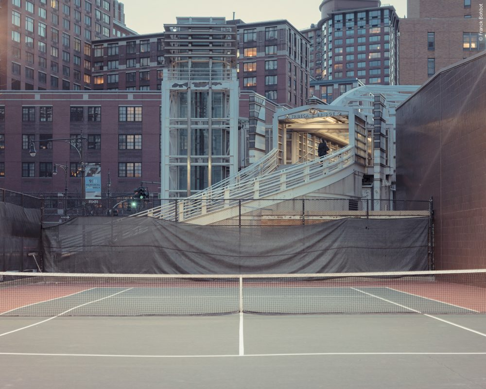 Tennis Court, Tribeca, New York, NY, 2014