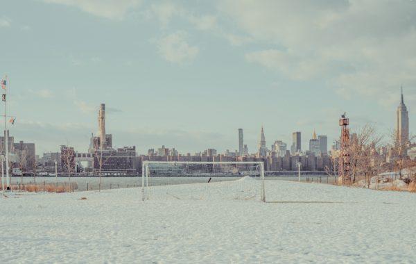 Fisheye Magazine | Les terrains de jeux new-yorkais de Franck Bohbot