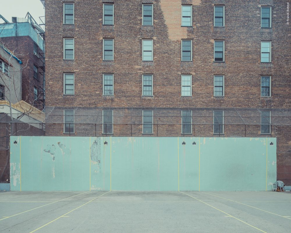 Handball, West Fourth Street Courts, New York, NY, 2014