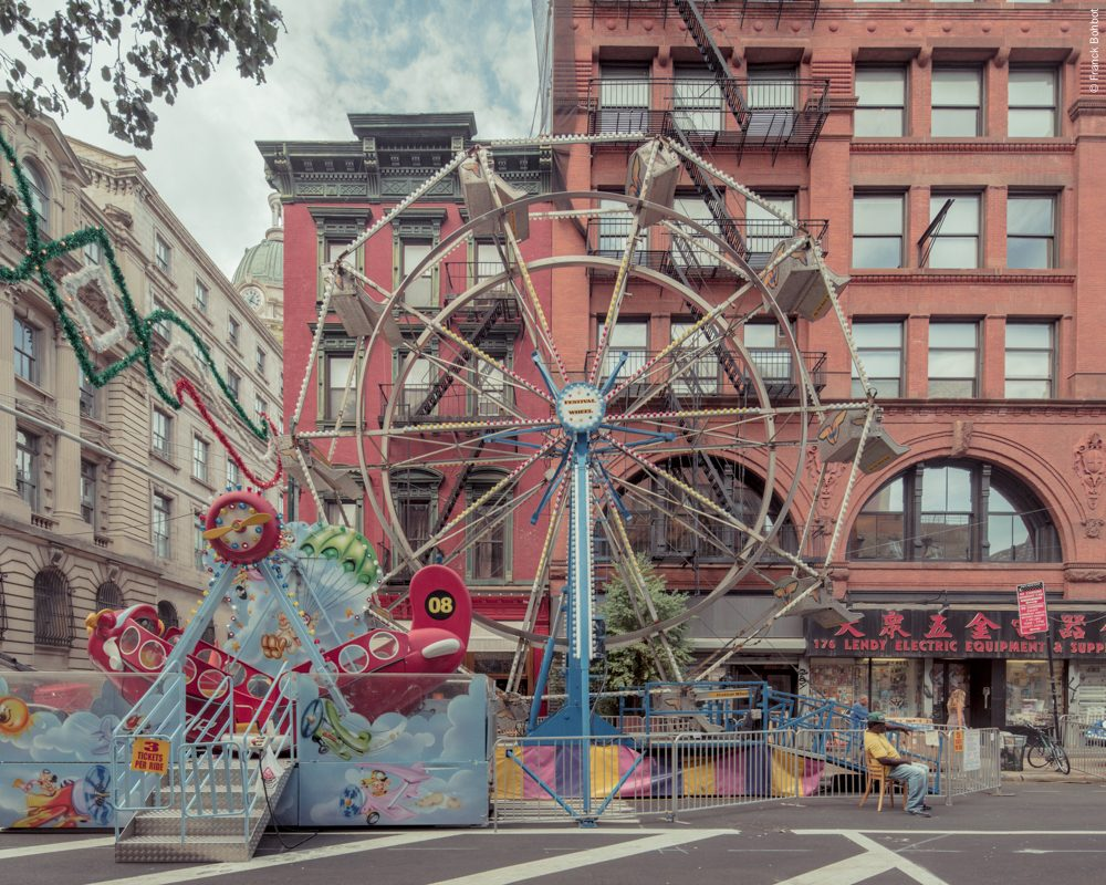 Festival Wheel, Little Italy, New York, NY, 2014