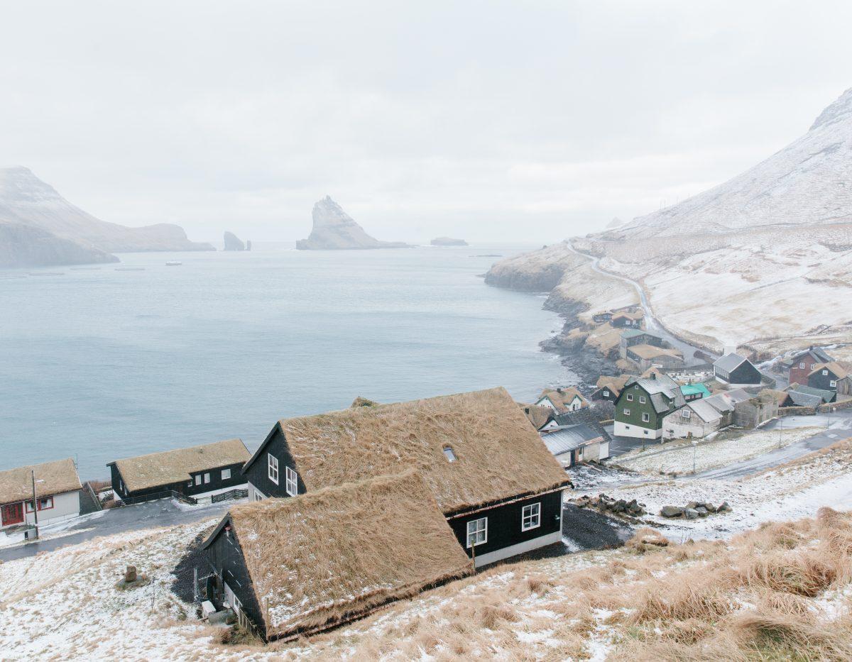 Bøur, Faroe Islands, 2016