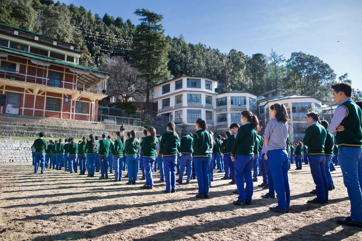 Fisheye Magazine | Les enfants de l'Himalaya