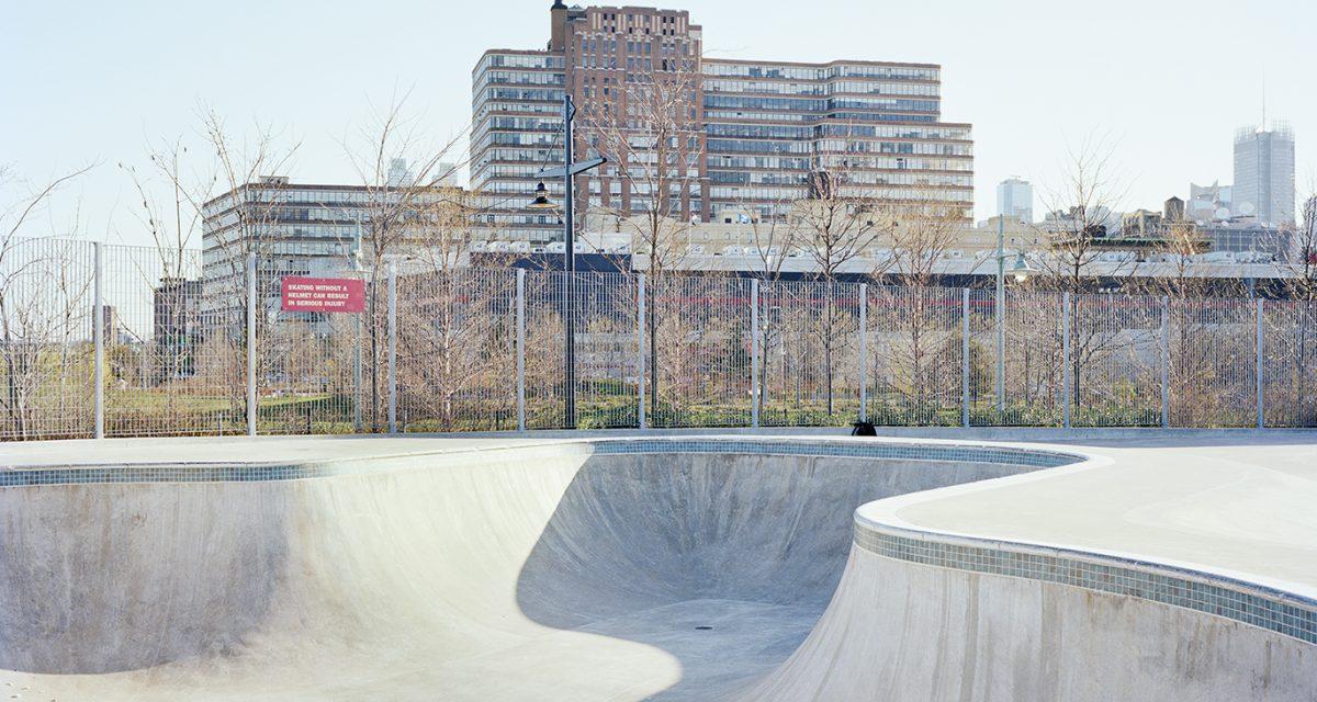Fisheye Magazine | Skateparks