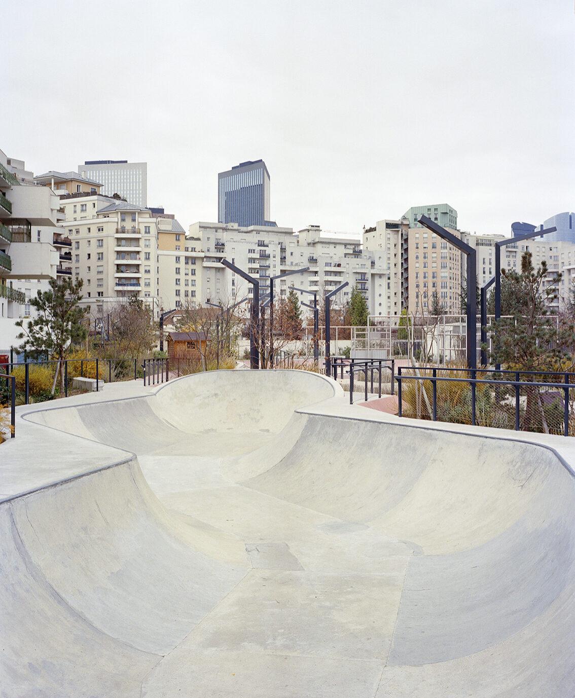 Fisheye Magazine   Skateparks